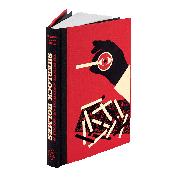 Image of The Selected Adventures and Memoirs of Sherlock Holmes book