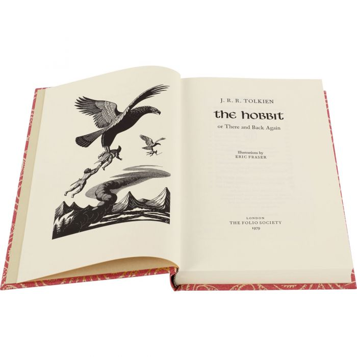 Image of The Hobbit book