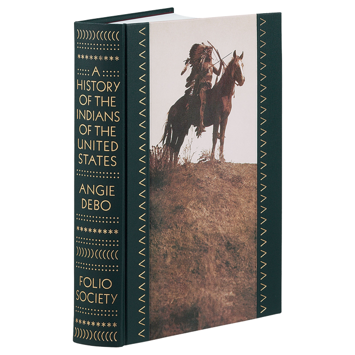 Image of A History of the Indians of the United States book