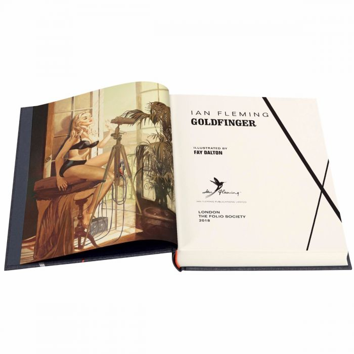 Image of Goldfinger book