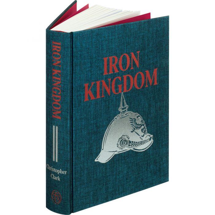 Image of Iron Kingdom book
