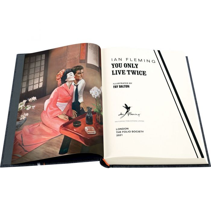 Image of You Only Live Twice book