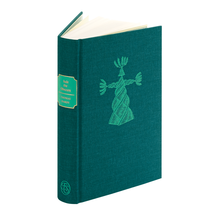 Image of Jude the Obscure book