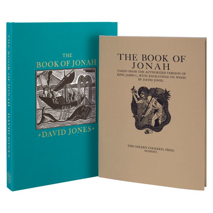 Published in series with The Book of Jonah
