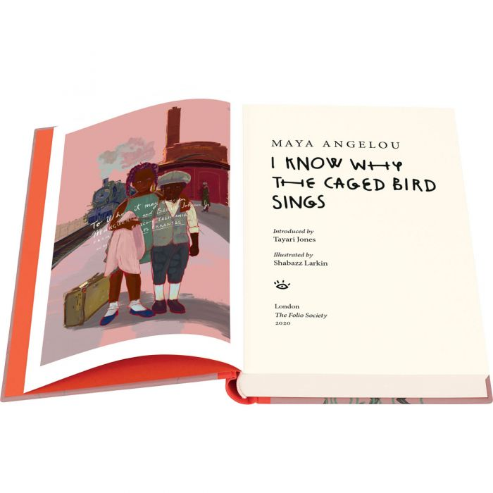 Image of I Know Why the Caged Bird Sings book