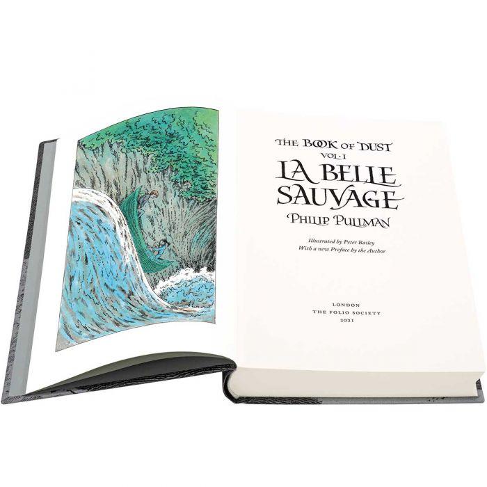 Image of La Belle Sauvage book