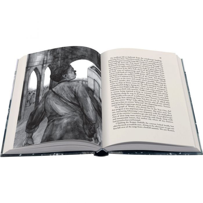 Image of The Left Hand of Darkness book