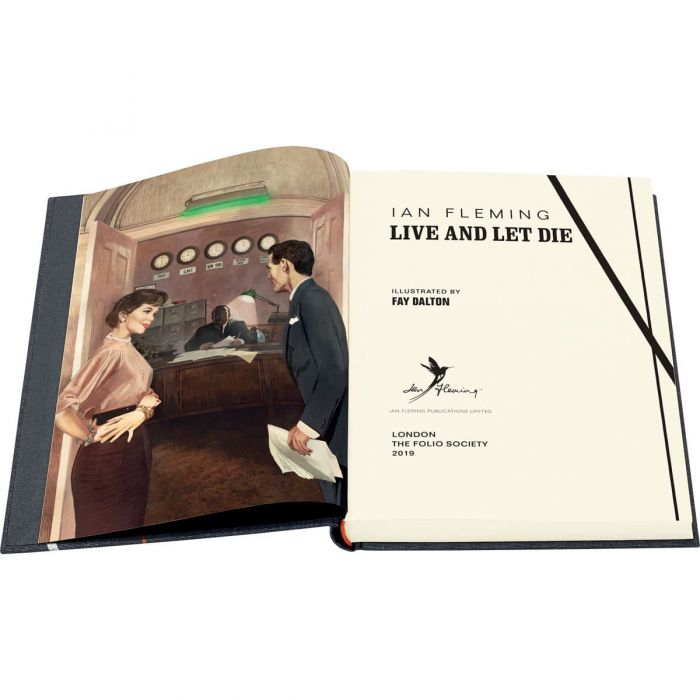 Image of Live and Let Die book