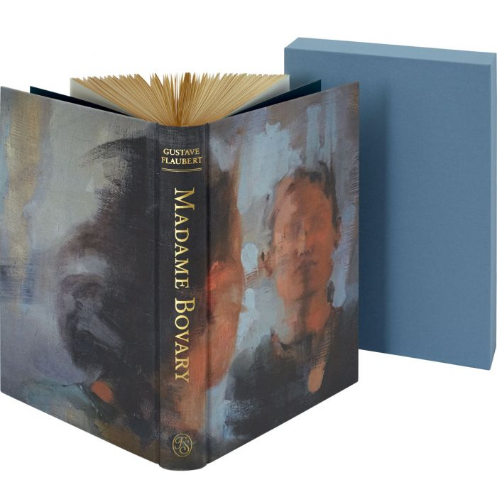 The limited edition and cloth-bound slipcase