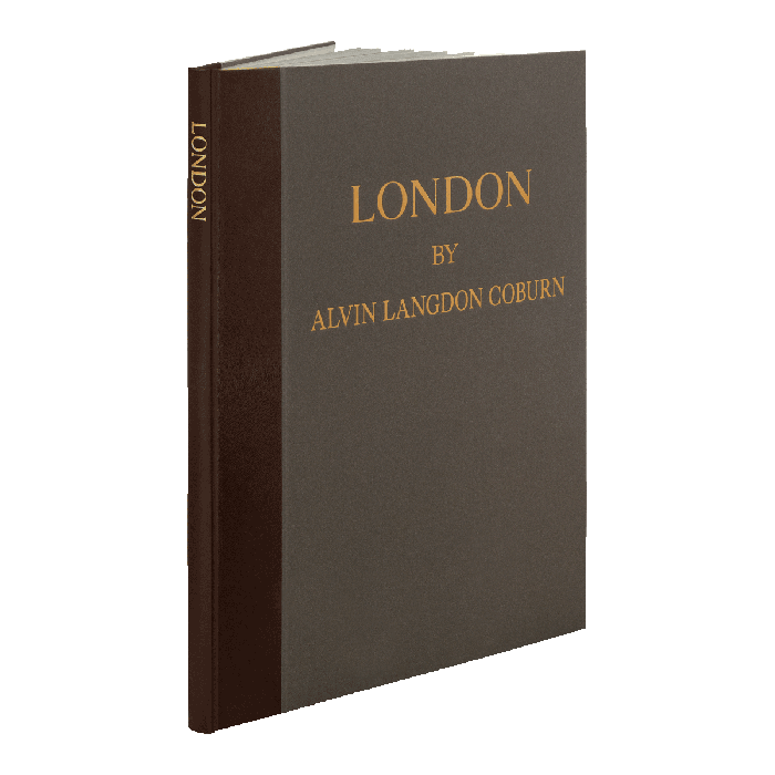 The gold-blocked binding of London