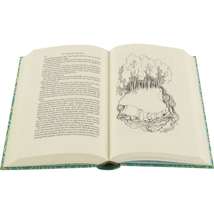 Image of The Lord of the Rings book