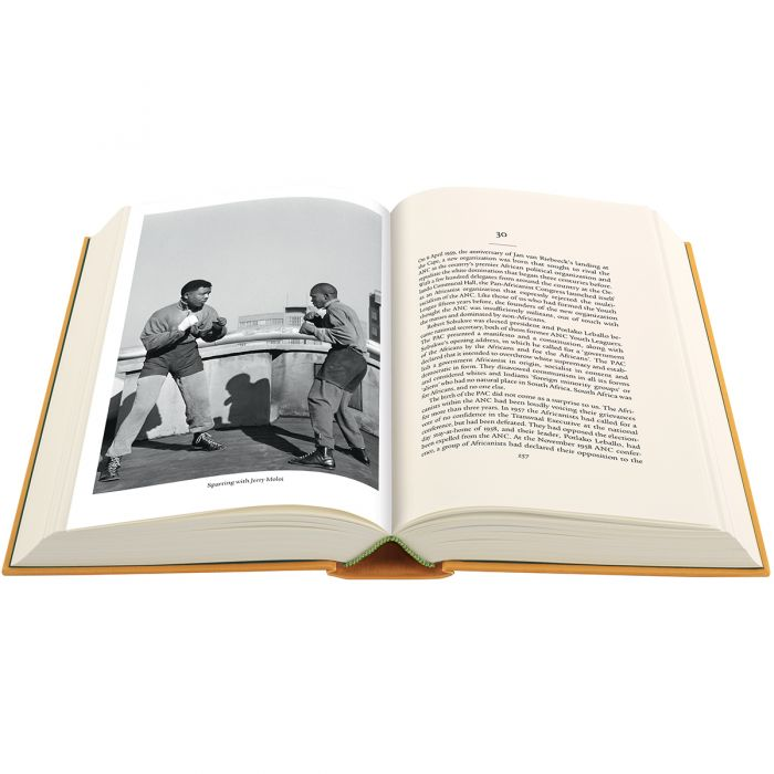 Image of Long Walk to Freedom book