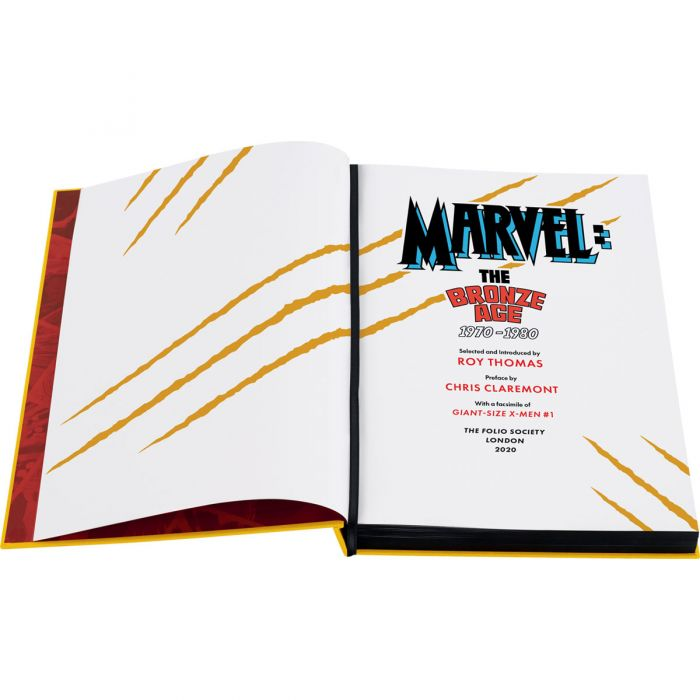 Image of Marvel: The Bronze Age 1970-1980 book