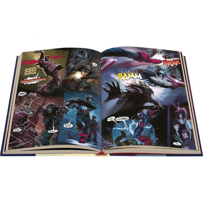 Image of Captain America book