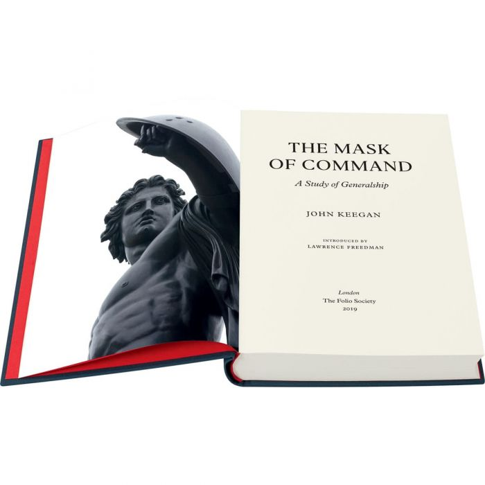 Image of The Mask of Command book