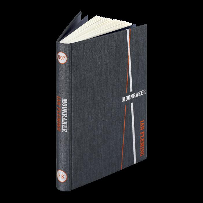 Image of Moonraker book