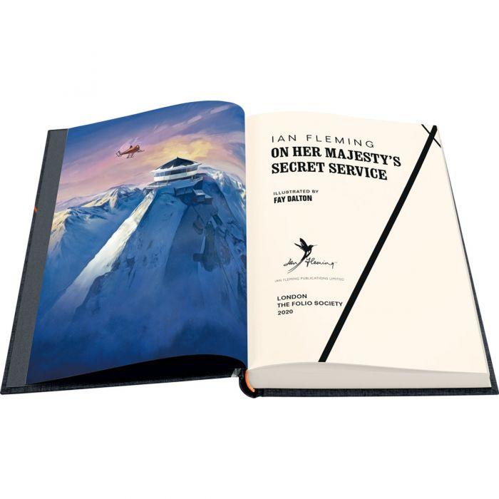 Image of On Her Majesty's Secret Service book