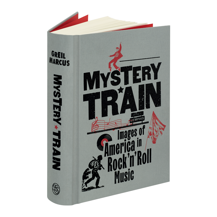Image of Mystery Train book