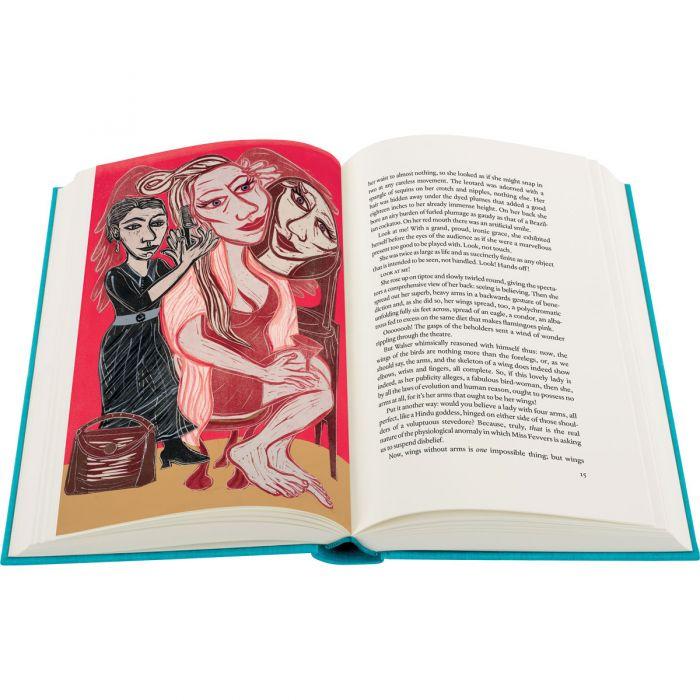 Image of Nights at the Circus book
