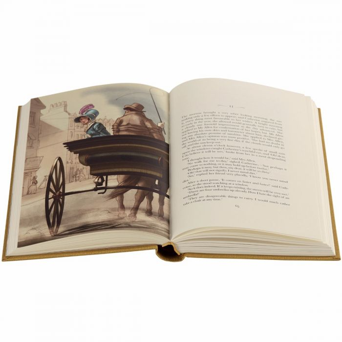 Image of Northanger Abbey book