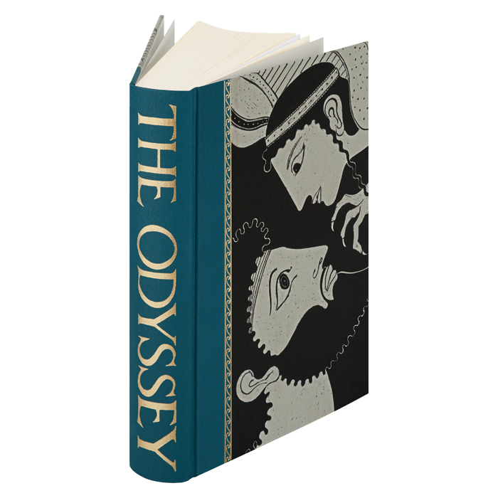 Image of The Odyssey book