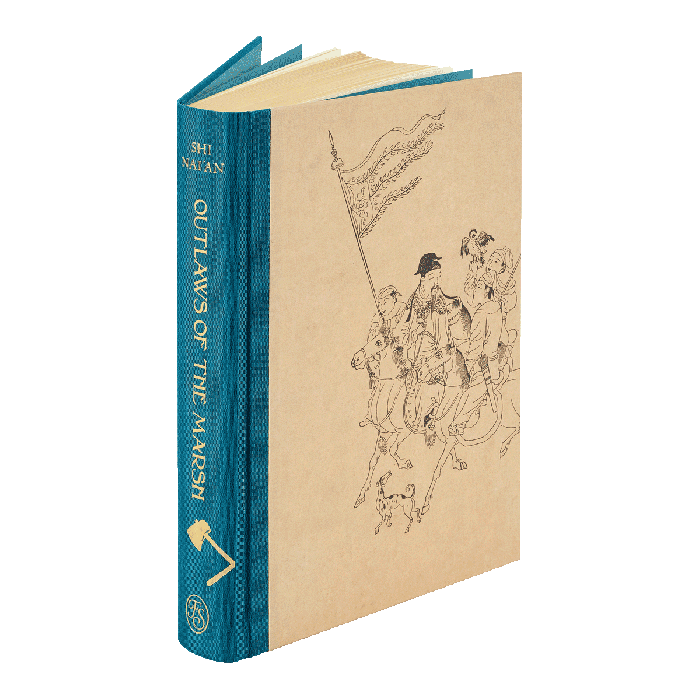 Image of Outlaws of the Marsh book