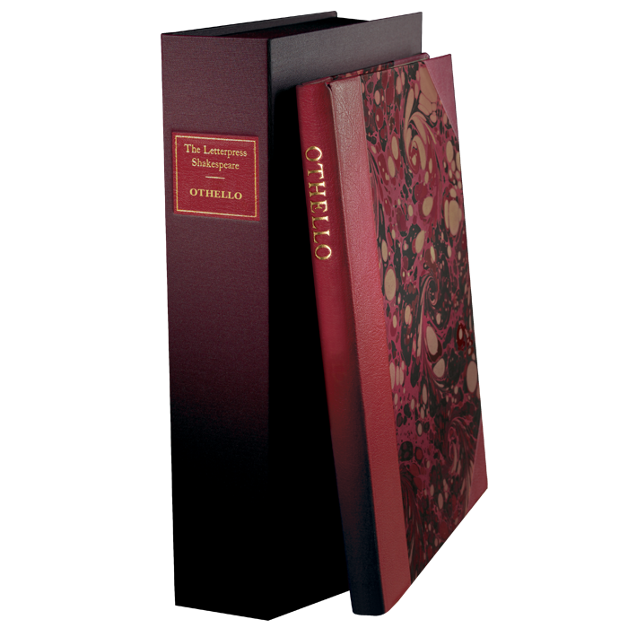Image of The Letterpress Othello book