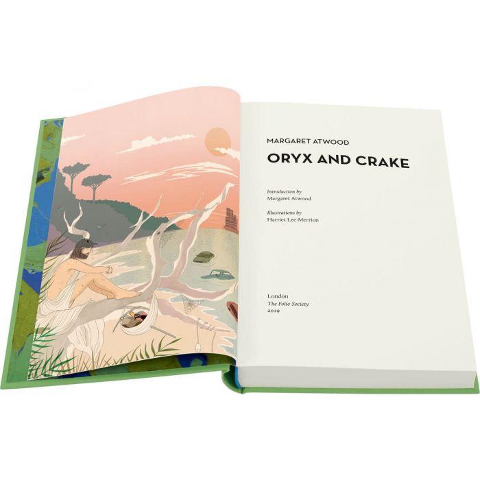 Image of Oryx and Crake book