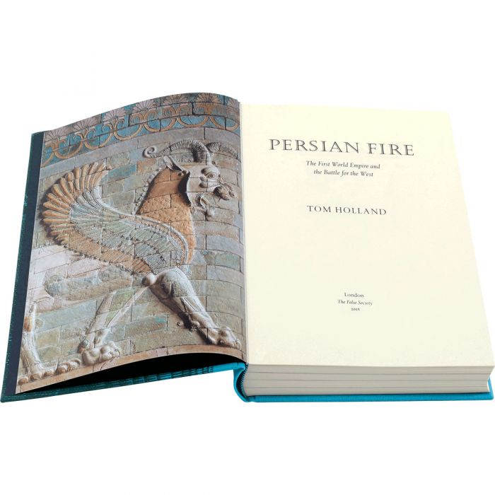 Image of Persian Fire book