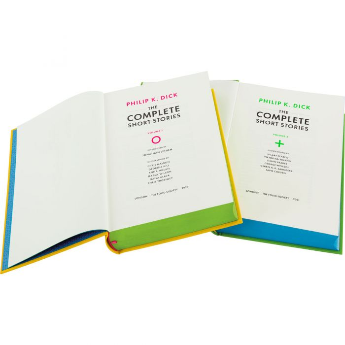 Title pages printed in two colours