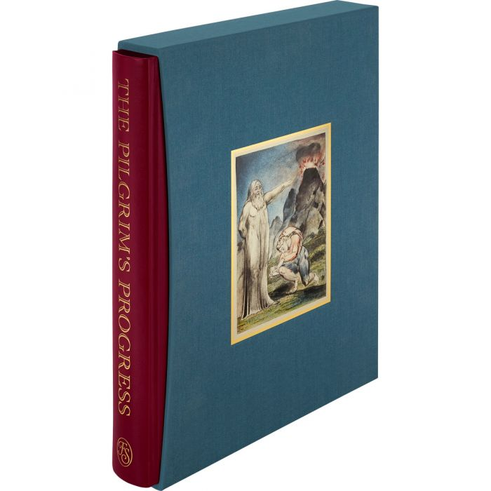 The limited edition presented in its cloth-covered slipcase