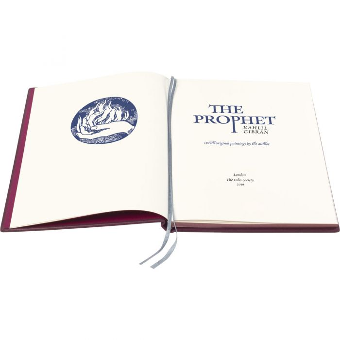 Image of The Prophet (Leather) book