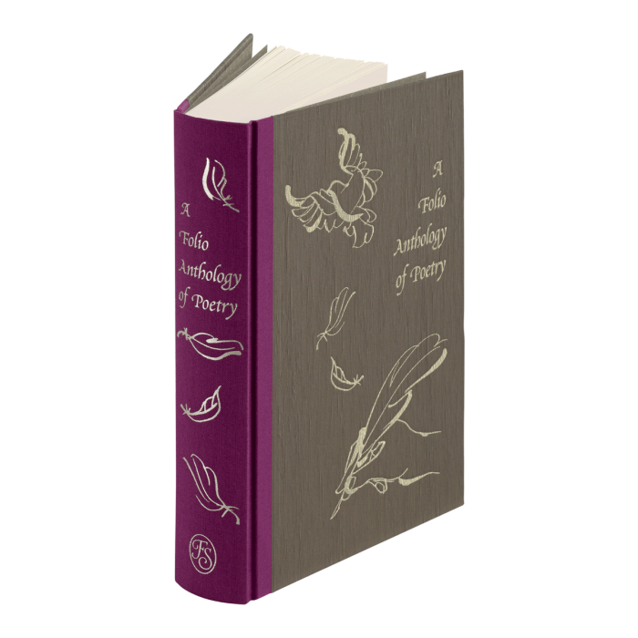 Image of A Folio Anthology of Poetry book