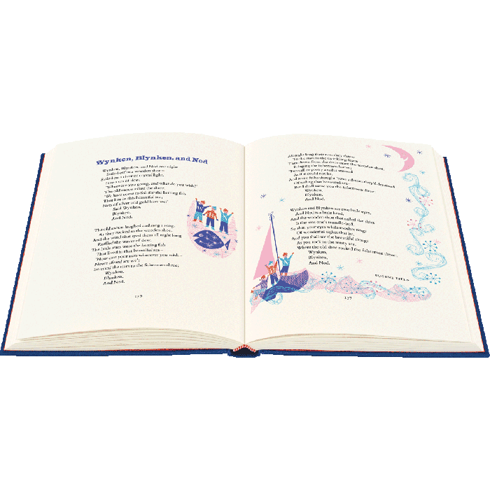 Image of The Folio Book of Children's Poetry book