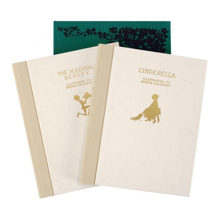 Image of Cinderella & The Sleeping Beauty book