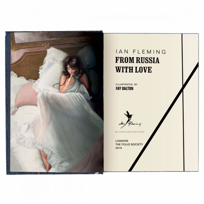 Image of From Russia with Love book