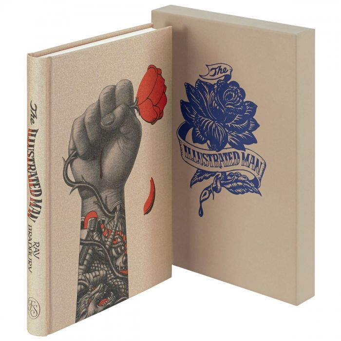 Image of The Illustrated Man book