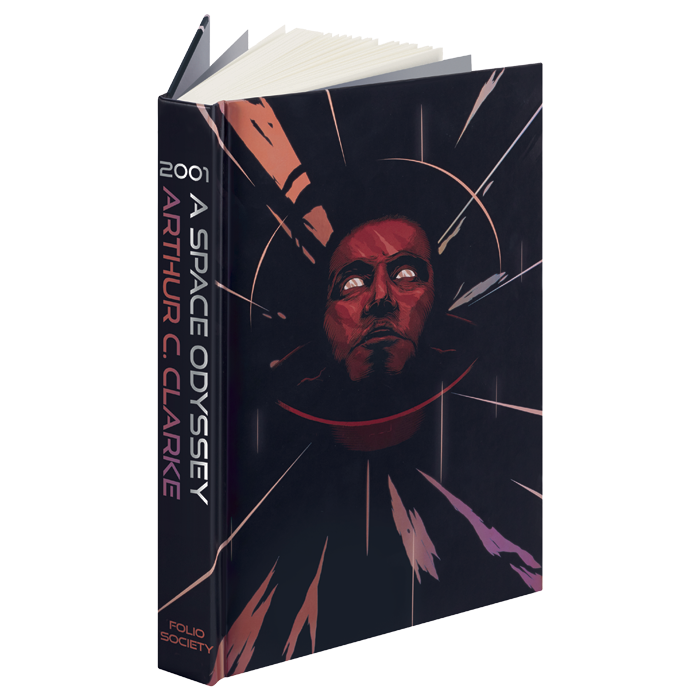 Image of 2001: A Space Odyssey book