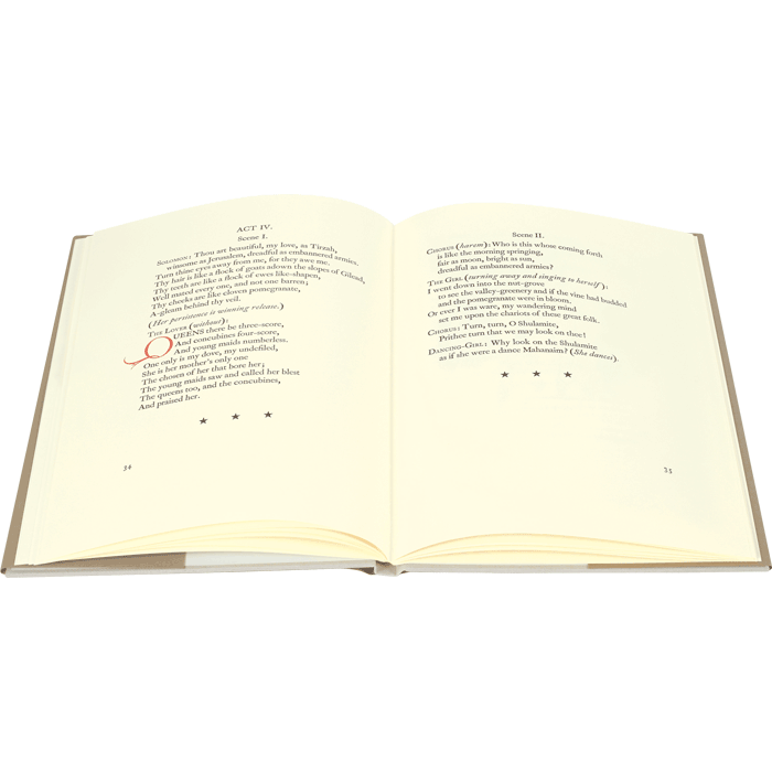 Image of The Song of Songs book