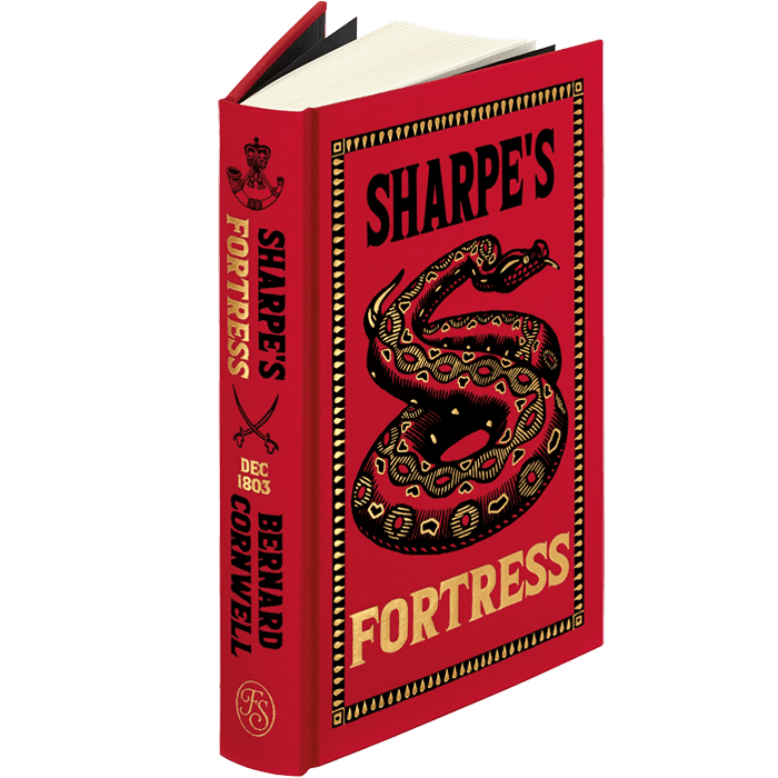 Image of Sharpe's Fortress book