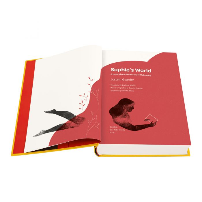 Image of Sophie's World book