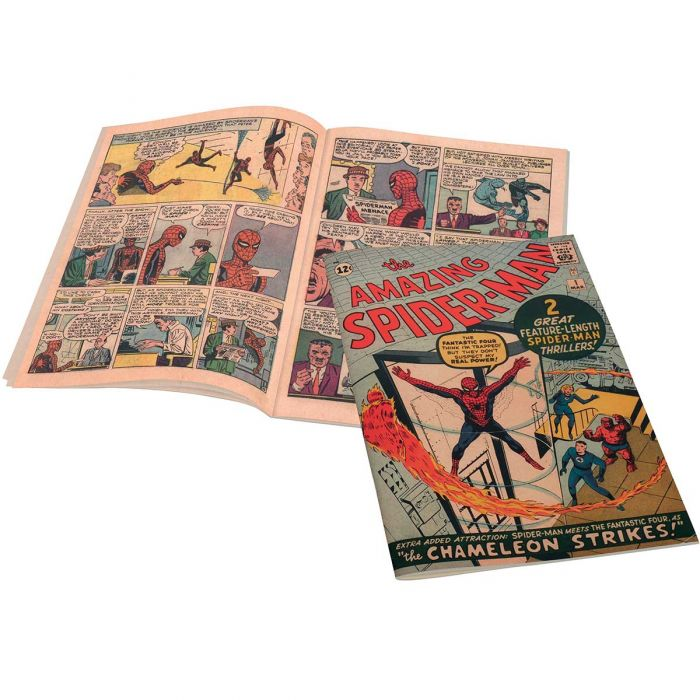 Image of Spider-Man book