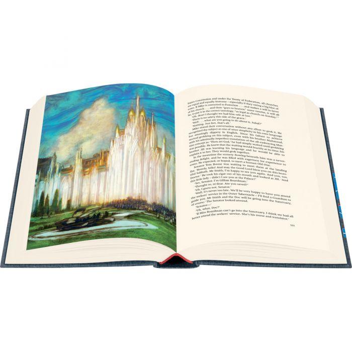 Image of Stranger in a Strange Land book