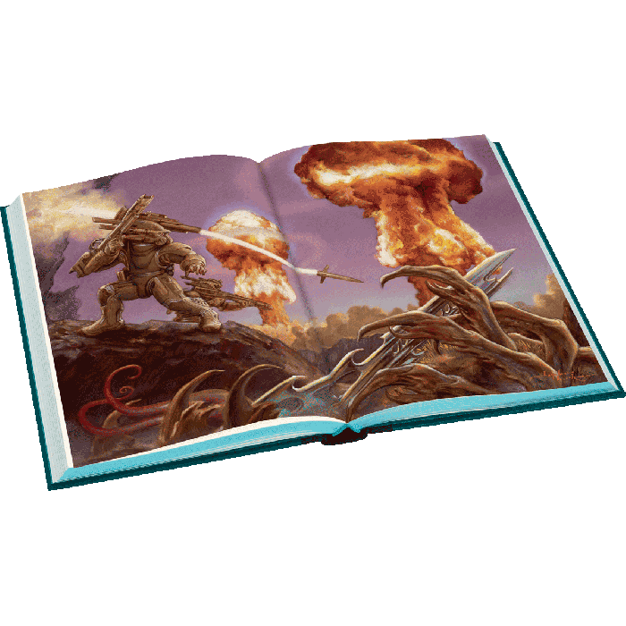 Image of Starship Troopers book