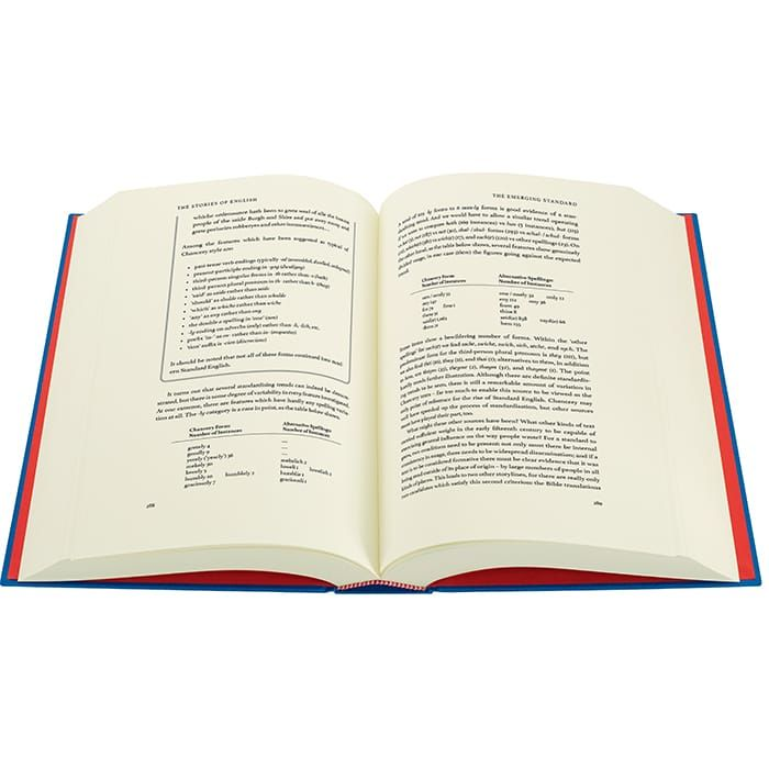 Image of The Stories of English book