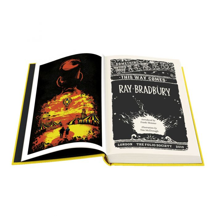 Image of Something Wicked This Way Comes book