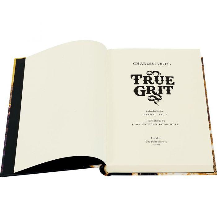 Image of True Grit book