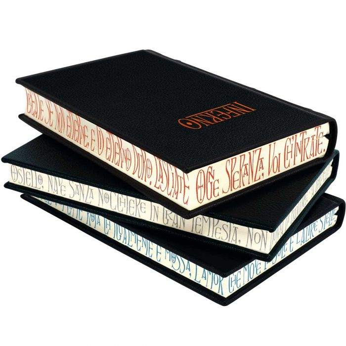 Image of The Divine Comedy book