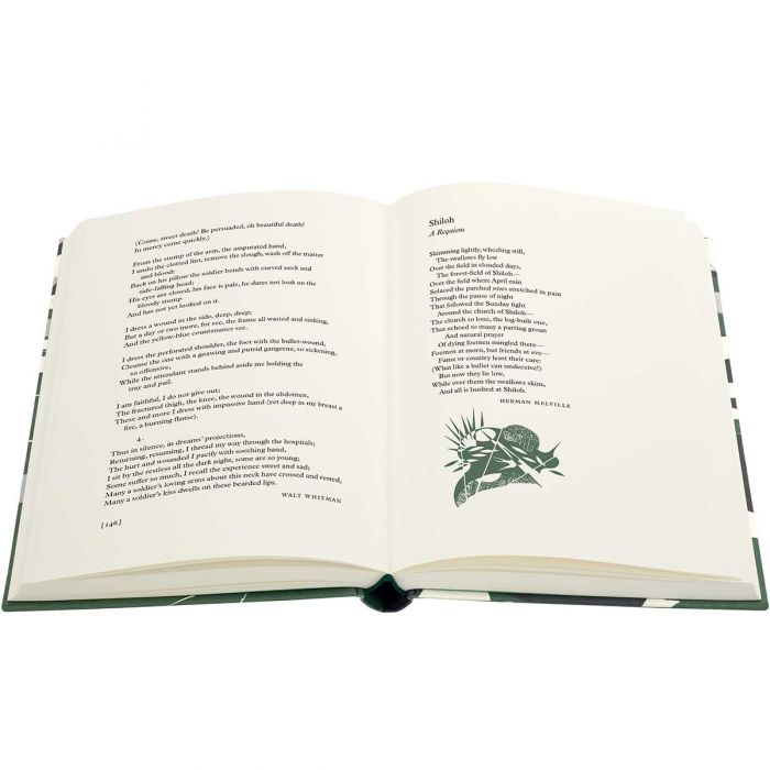 Image of The Folio Book of War Poetry book