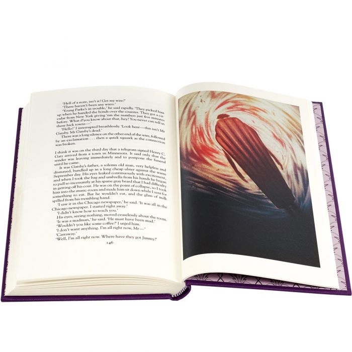 Image of The Great Gatsby book
